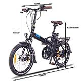 Zoom IMG-2 ncm london 20 bicicletta elettrica