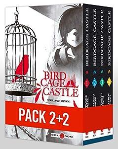 Birdcage Castle Pack série complète Tomes 1 à 4