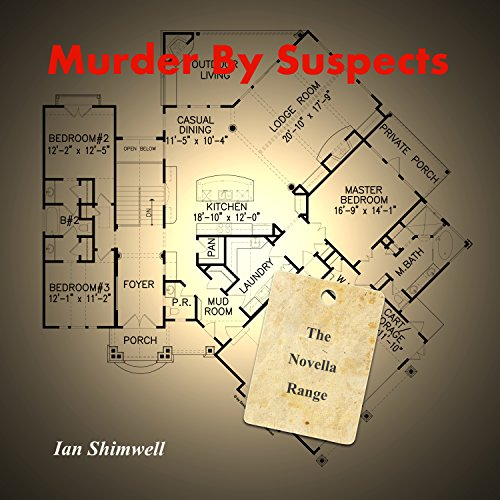 Murder by Suspects     The Novella Range, Book 4              De :                                                                                                                                 Ian Shimwell                               Lu par :                                                                                                                                 Michael Baker                      Durée : 47 min     Pas de notations     Global 0,0