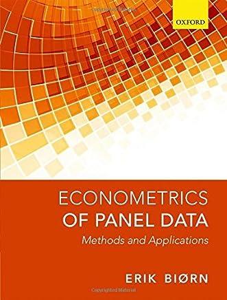 Econometrics of Panel Data: Methods and Applications by Erik Birn(2016-12-27)
