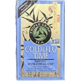 Chinese Medicinal Tea-Cold & Flu Time - Triple Leaf Tea - 20 - Bag