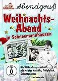 Unser Sandmännchen - Abendgruß - Weihnachts-Abend in Schneemannhausen