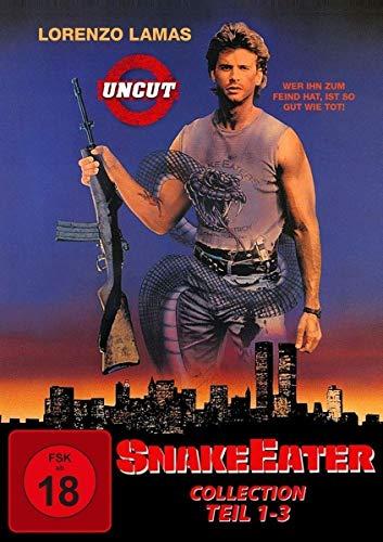 Snake Eater Collection Teil 1-3 [3 DVDs]