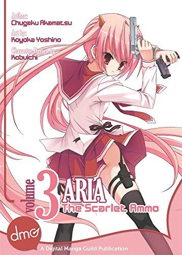 Aria the Scarlet Ammo Vol. 3 (Manga) (English Edition)