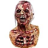 molezu Máscara de Cabeza Muerta de Walking Dead, máscara de Monstruo Malvado...