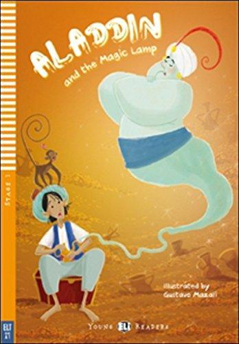 Aladin and the magic lamp. Con espansione online (Young readers): Aladdin and the Magic Lamp + downloadable multimedi