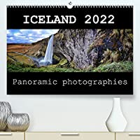 Iceland - Panoramic photographies (Premium, hochwertiger DIN A2 Wandkalender 2022, Kunstdruck in Hochglanz): The breathtaking landscapes of Iceland captured in a variety of panoramic photographies. (Monthly calendar, 14 pages )