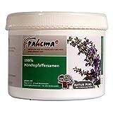 pahema Mönchspfeffer Samen/Keuschlamm/Vitex Agnus castus gemahlen - für Hunde und Katzen - 100% Natur (150 g)