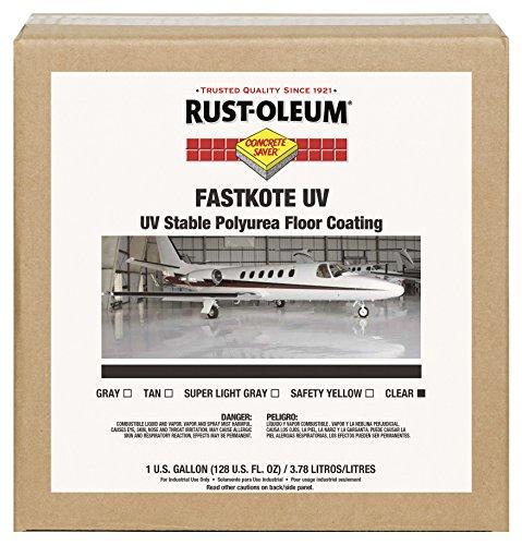 RUST-OLEUM FastKote UV Stable Polyurea Floor Coating