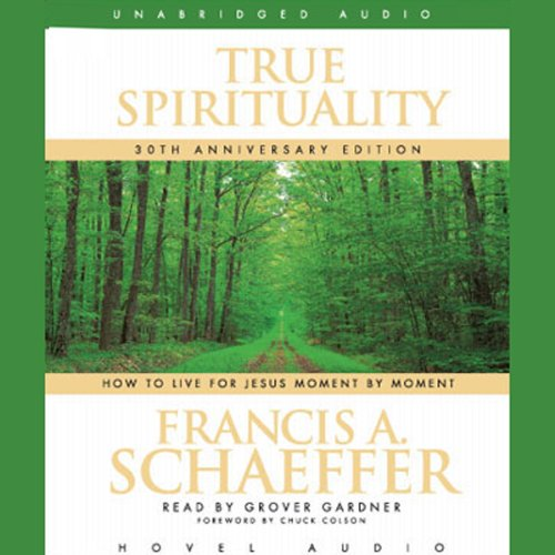 True Spirituality audiobook cover art