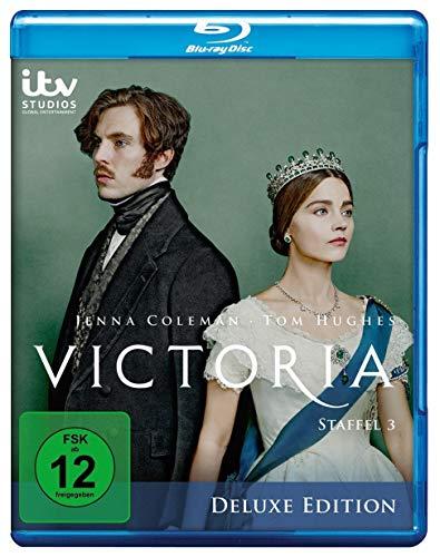 Victoria-Staffel 3 (Deluxe Edition) [Blu-ray]