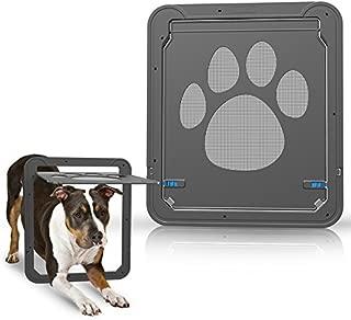 Namsan Pet Screen Door - Pet Window Screen Dog Door Screen Door for Cats Dogs