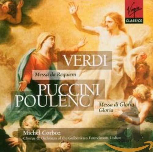 Requiem/Messa di Gloria/Gloria