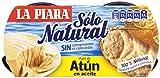 La Piara - Sólo natural - Paté de atún en aceite - 2 unidades
