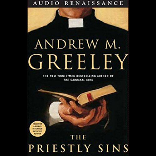 The Priestly Sins audiobook cover art