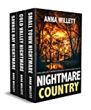 NIGHTMARE COUNTRY: Three absolutely gripping suspenseful Australian crime thrillers