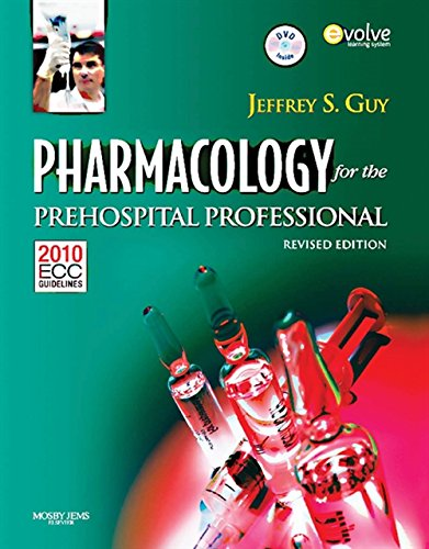 Image OfPharmacology For The Prehospital Professional: Revised Edition