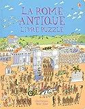 ROME ANTIQUE LIVRE PUZZLE (Livres puzzles) (French Edition)