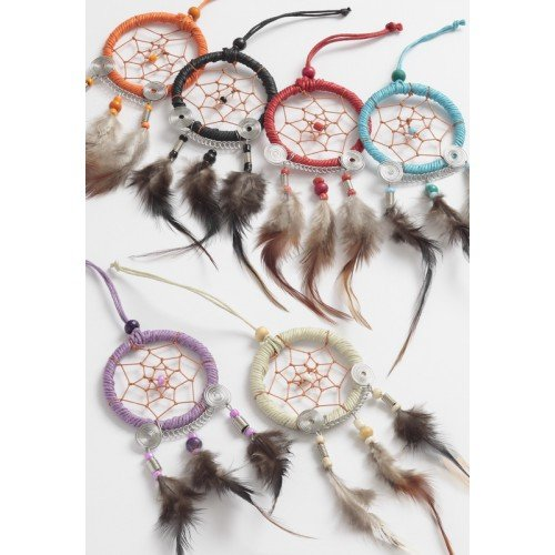 Dream Catcher ~ ONE SUPPLIED FROM CHOICE OF SIX ~