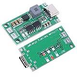 Li‑ion Cargador Módulo Durable Boost Alta Precisión Buen Rendimiento. 100% Componente Electrónico Cargador Junta para Control