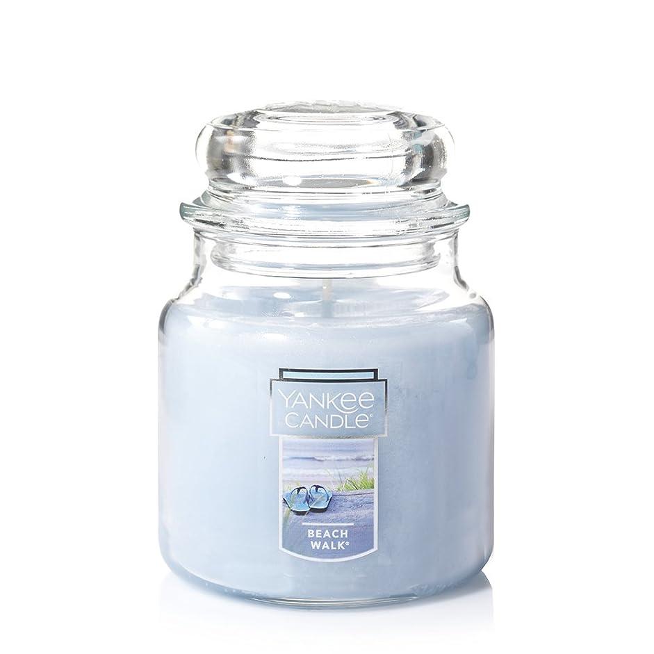延ばす論文労苦Yankee Candle Beach Walk Large Jar 22oz Candle Small Jar Candles ブルー 1129793