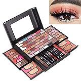 Paleta de maquillaje Paleta de sombras de ojos Full 88 colores Eyeshadow Palette mate y brillante...