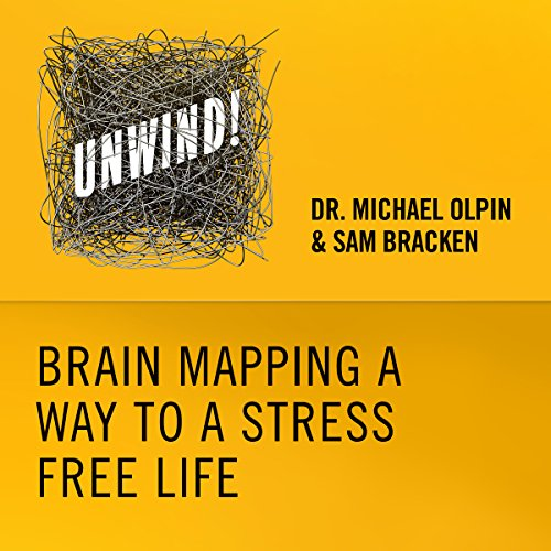 18: Brain Mapping a Way to a Stress-Free Life audiobook cover art