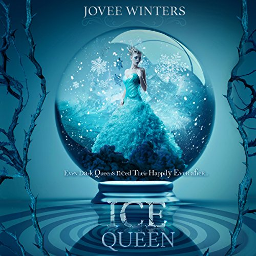 The Ice Queen audiobook cover art
