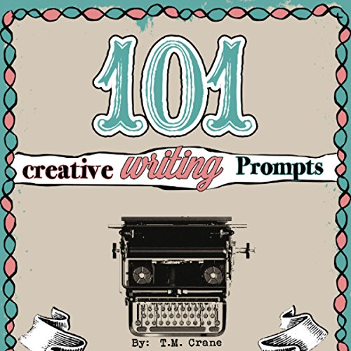 101 Writing Prompts audiobook cover art