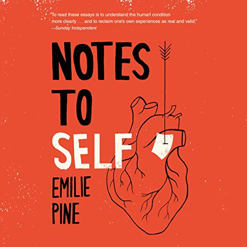 Notes to Self audiobook cover art