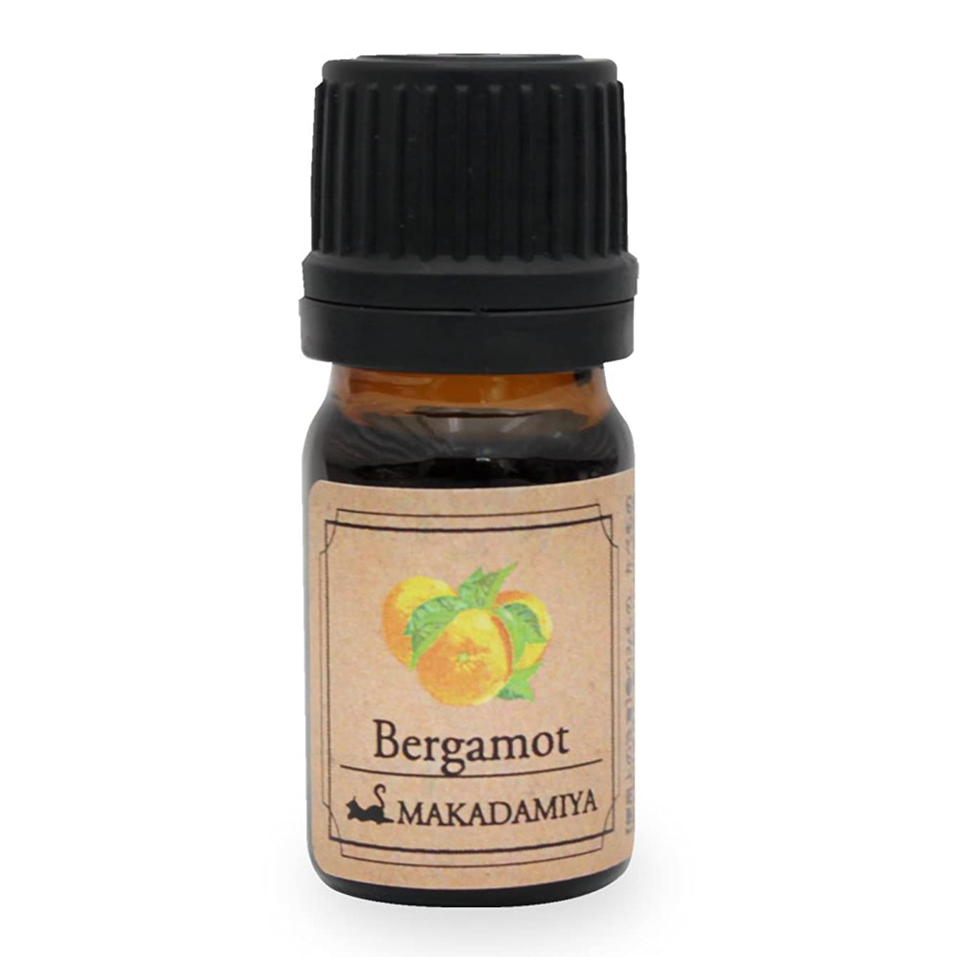 小麦粉学習者お金ベルガモット5ml 天然100%植物性 エッセンシャルオイル(精油) アロマオイル アロママッサージ aroma Bergamot