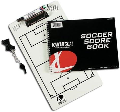 free Bombing free shipping shipping Kwik Goal Soccer Coach's Kit