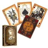 Alice of Wonderland - Jeu de Cartes, Or