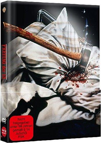 Freitag, der 13. - Teil 1 - Uncut/Mediabook (+ DVD) [Blu-ray] [Limited Edition]
