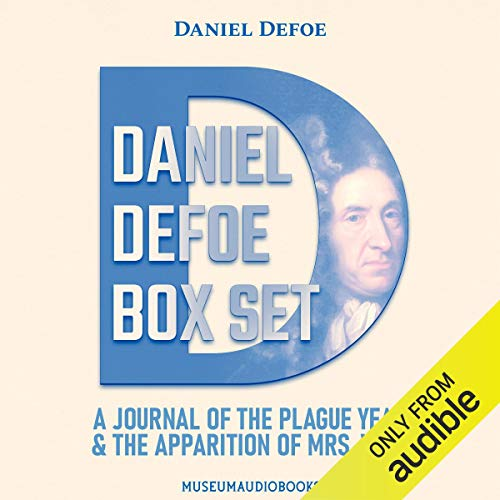 『Daniel Defoe Box Set: A Journal of the Plague Year & The Apparition of Mrs. Veal』のカバーアート