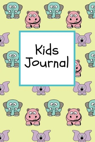 Kids Journal Animal Cover Children Rsquo S Lined Journal With Drawing Boxes Draw Write Doddle Diary Jotter Ruled 100 Pages 6 Rdquo X 9 Rdquo Small Notebook Kids Collection Volume 4