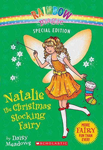 [Natalie the Christmas Stocking Fairy] (By: Daisy Meadows) [published: September, 2014]