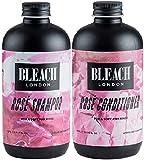 (2 PACK) Bleach London Rose Shampoo x 250ml & Bleach London Rose Conditioner x 250ml
