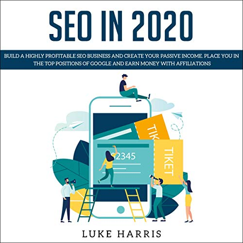 SEO in 2020  By  cover art
