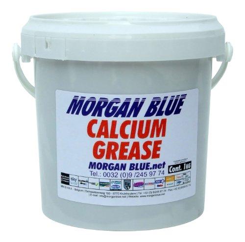 Morgan Vélo Bleu Calcium Graisse 1000 cc