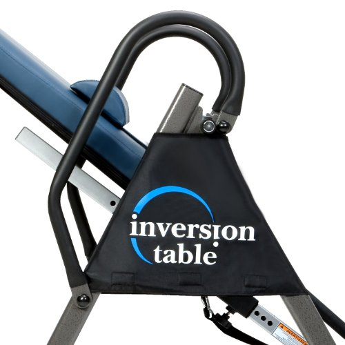 Product Image 5: IRONMAN Gravity Highest Weight Capacity Inversion Table with Optional No Pinch AIRSOFT Ankle Holder, (l x w x h):49.00 x 26.00 x 65.00 in, 5402