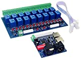 16 Channel DMX Controller Relay Switch Dimmer Kit 16 Way Relay Switch DJ Equipmet