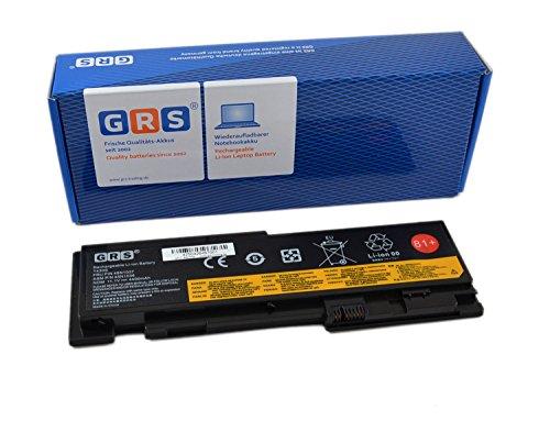 GRS Akku für Lenovo ThinkPad T420s, ThinkPad T420si, ThinkPad T430s, ersetzt: 0A36287, 42T4844, 42T4846, 42T4847, 42T4845, 45N1036, 45N1037, Laptop Batterie