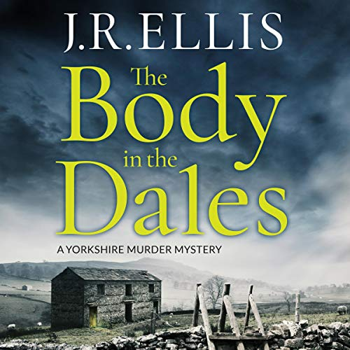 The Body in the Dales  By  cover art