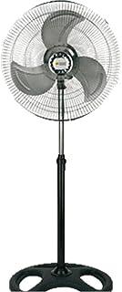 Ventilador de pie industrial 85W 3 velocidades
