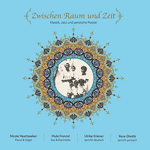 『Zwischen Raum und Zeit』のカバーアート
