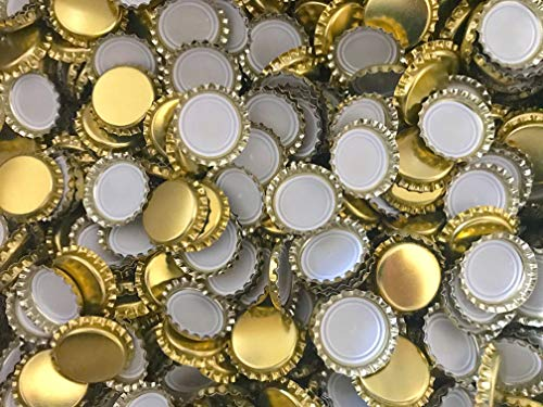 AE-GLAS 25, 50, 100 o 125 unidades, chapas doradas, 26
