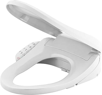 KOHLER 8298-0 C3 155 Cleansing Elongated Toilet Seat, White