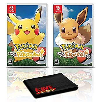 lets go pikachu bundle