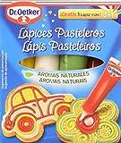 Lápices Pasteleros 3+1